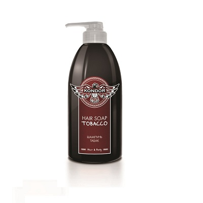 HAIR SOAP TOBACCO Шампунь Табак 750 мл